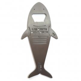 """décapsuleur """"dents de la bière"""" requin"""