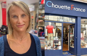 ZOOM SUR CHOUETTE FRANCE CONCEPT STORE MADE IN FRANCE A DIJON